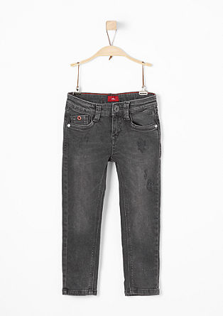 Brad Slim: Distressed jeans from s.Oliver