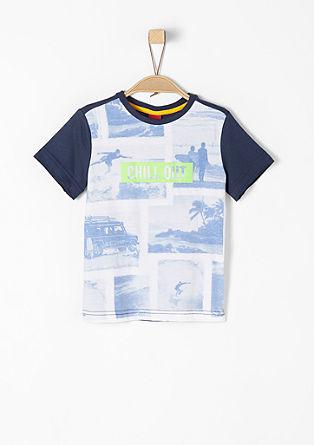 Surfer-Shirt mit Fotoprint