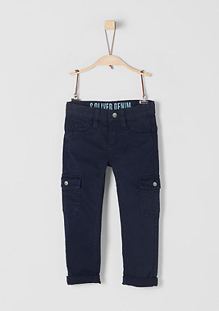 Brad: cargo trousers from s.Oliver