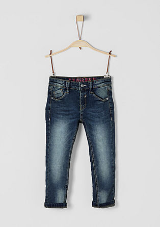 Pelle: Stretch skinny jeans from s.Oliver
