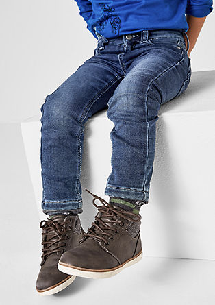 Pelle: Lined stretch jeans from s.Oliver