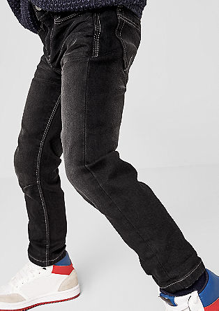 Brad: super stretch warm jeans from s.Oliver