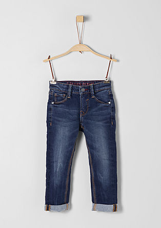 Pelle: Warme Stretchjeans