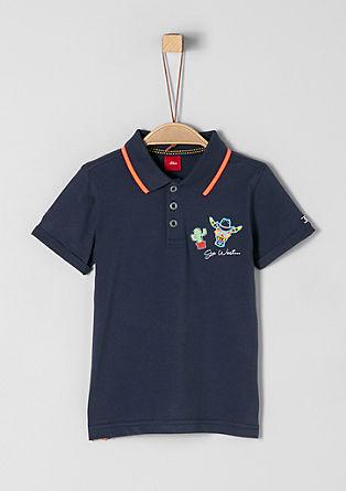 Polo majica z aplikacijo