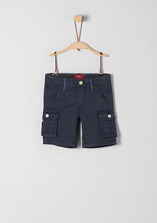 Brad: kargo bermuda hlače