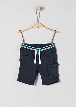 Bermudas with cargo pocket from s.Oliver