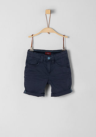 Brad: twill Bermudas from s.Oliver
