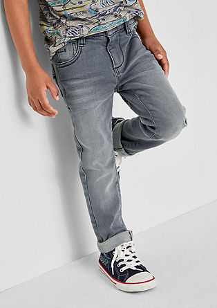 Pelle: Superstretch-Jeans