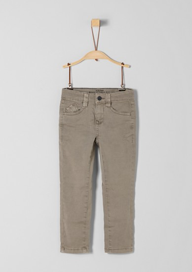 Brad: stretch twill trousers from s.Oliver