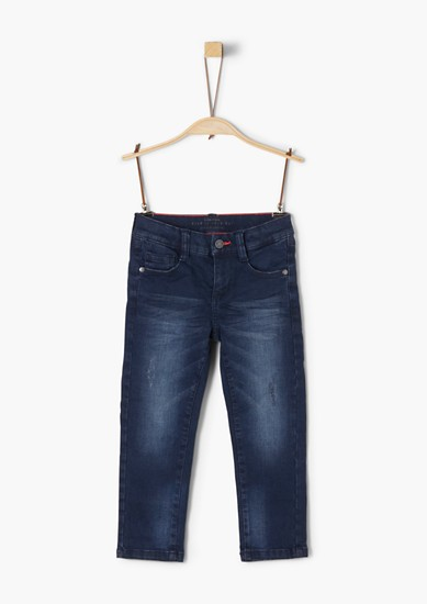 Brad: corduroy trousers in a vintage look from s.Oliver