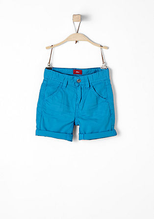 Pelle: lightweight Bermudas from s.Oliver