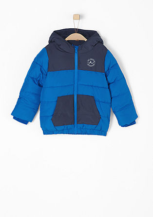 Padded winter jacket from s.Oliver