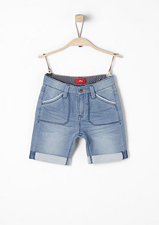 John: Weiche Sweat-Denim