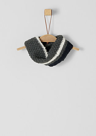 Knitted snood from s.Oliver