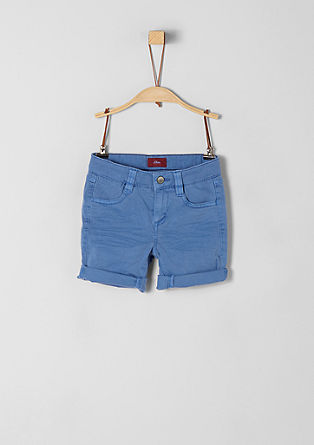 Brad: washed Bermudas from s.Oliver