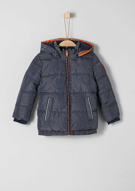 neue Kollektion am besten billig laest technology Puffer Jacket mit Fleecefutter kaufen | s.Oliver Shop