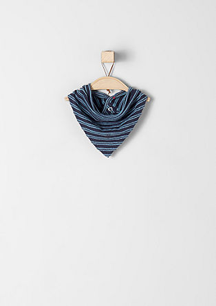 Neckerchief with stripes from s.Oliver