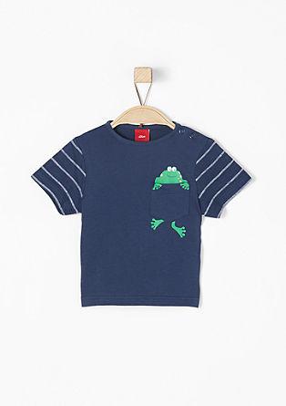 T-Shirt mit Froschmotiv