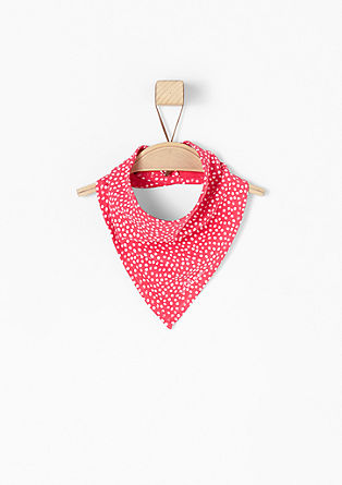 Neckerchief with polka dots from s.Oliver