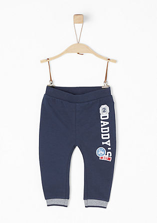 Jogging Pants mit Patches