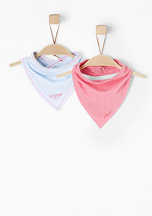 Double pack of neckerchiefs from s.Oliver