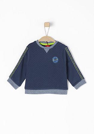 Sweatshirt im Space-Design