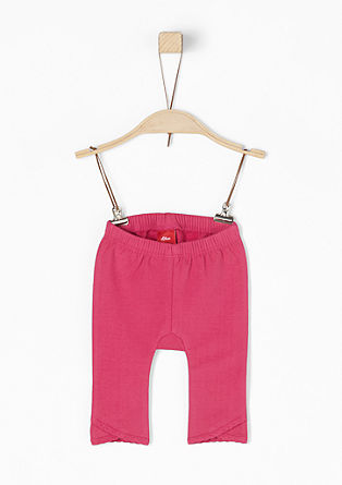 Comfortable tracksuit bottoms from s.Oliver