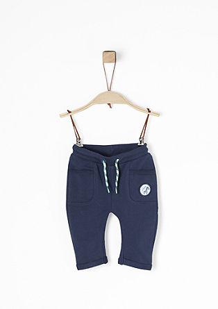 Jogging Pants aus Felpa