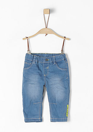 Stretch summer jeans from s.Oliver