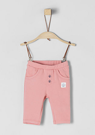 Comfortable baby tracksuit bottoms from s.Oliver