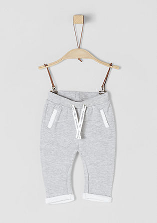 Joggingbroek met stretch