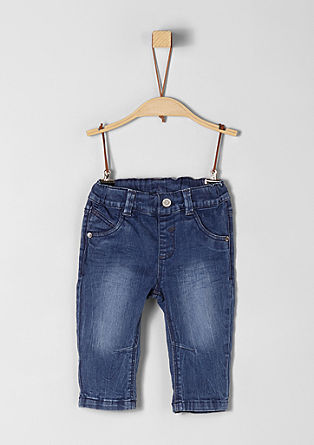 Washed jeans from s.Oliver