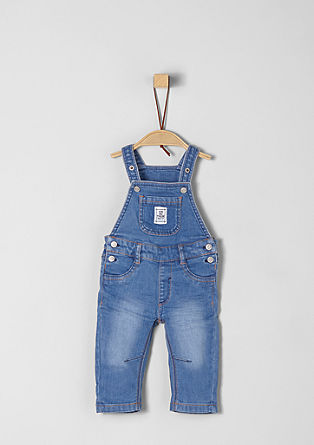 Stretch denim dungarees from s.Oliver