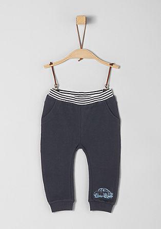 Jogging Pants mit Streifenbund