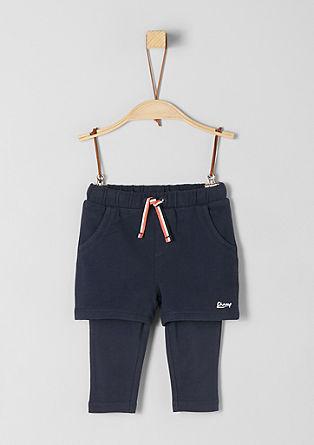 Kalhoty sevzhledem 2v1