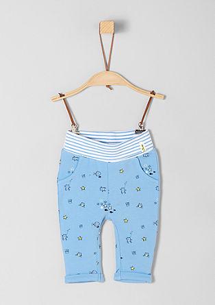 Jogging Pants mit Komfortbund