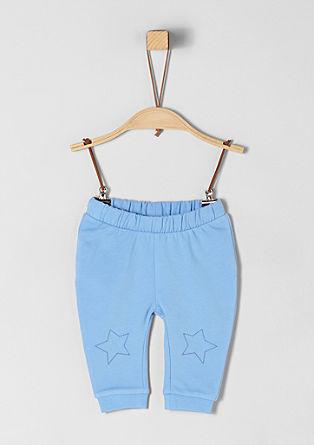 Jogging Pants mit Stern-Details