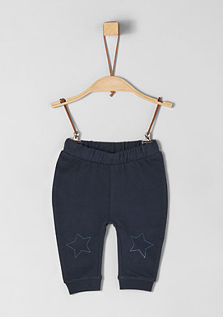 Tracksuit bottoms with star details from s.Oliver