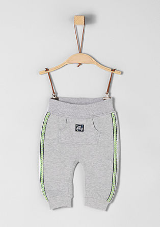 Jogging Pants mit Kängurutasche