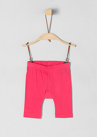 Soft jersey leggings from s.Oliver