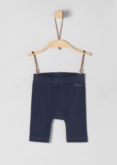 Leggings aus softem Jersey