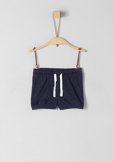 Sommer-Shorts aus Jersey