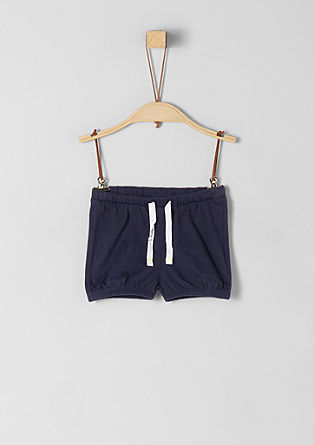 Jersey summer shorts from s.Oliver