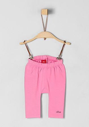 Basic jersey leggings from s.Oliver