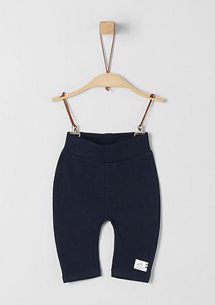Pantalon en molleton confortable de s.Oliver