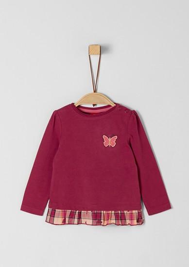 Langarmshirt im Layer-Look