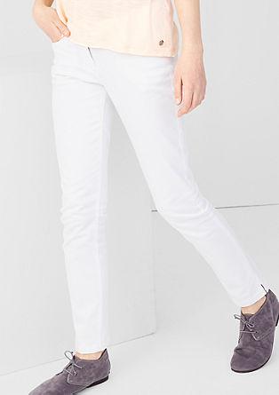Skinny Suri: Helle Stretchhose
