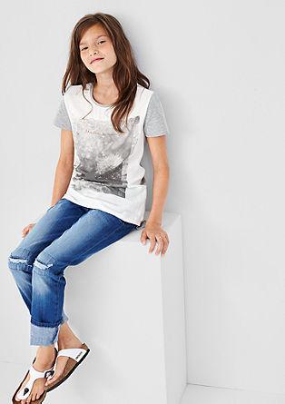 Bluzna srajca s fototiskom