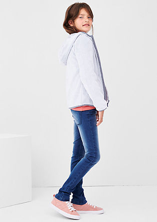 Skinny Suri: aansluitende jeans