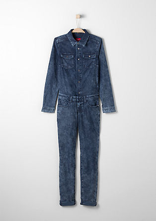 Jumpsuit aus Denim
